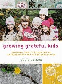 growing grateful kids children