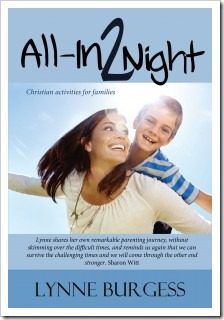 Christian Activities for Families {All-In2Night by Lynne Burgess}