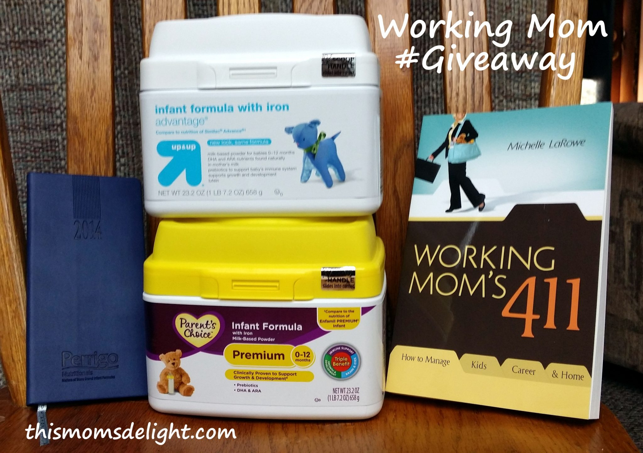 Working Mom #Giveaway - thismomsdelight.com