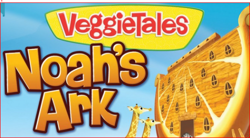 VeggieTales Noah's Ark DVD Review & $10 Family Christian Giveaway via @familychristian @thismomsdelight
