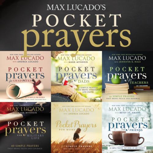 Max Lucado's Pocket Prayers