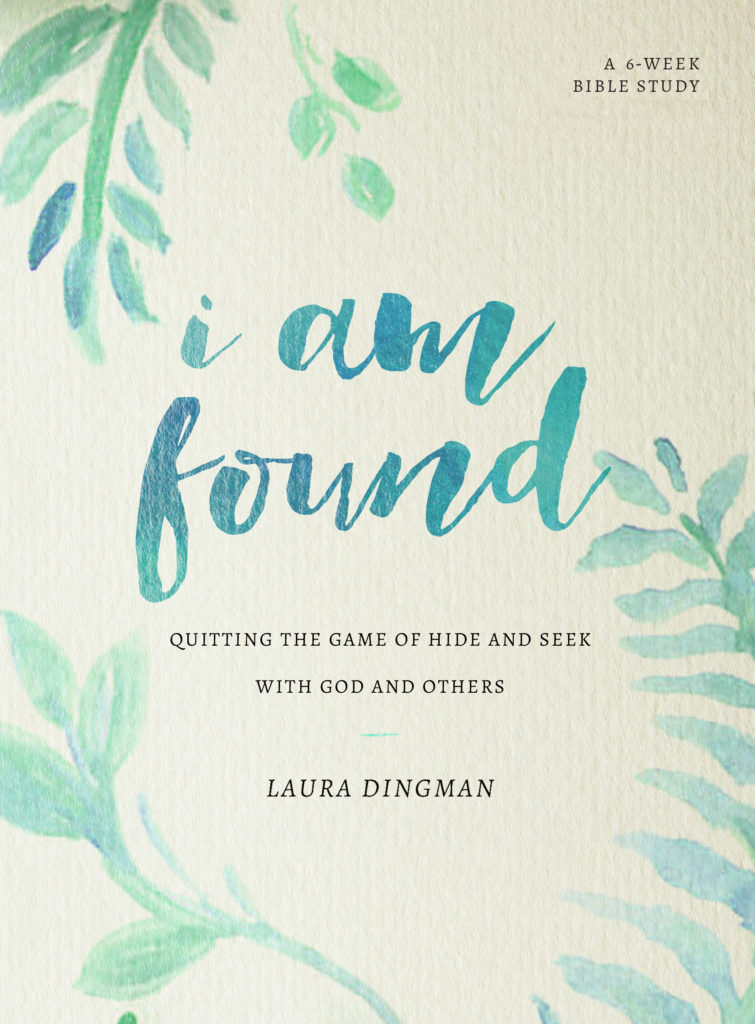 I Am Found by Laura Dingman {Bible Study for Women} with #Giveaway