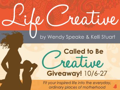 Life Creative #Giveaway
