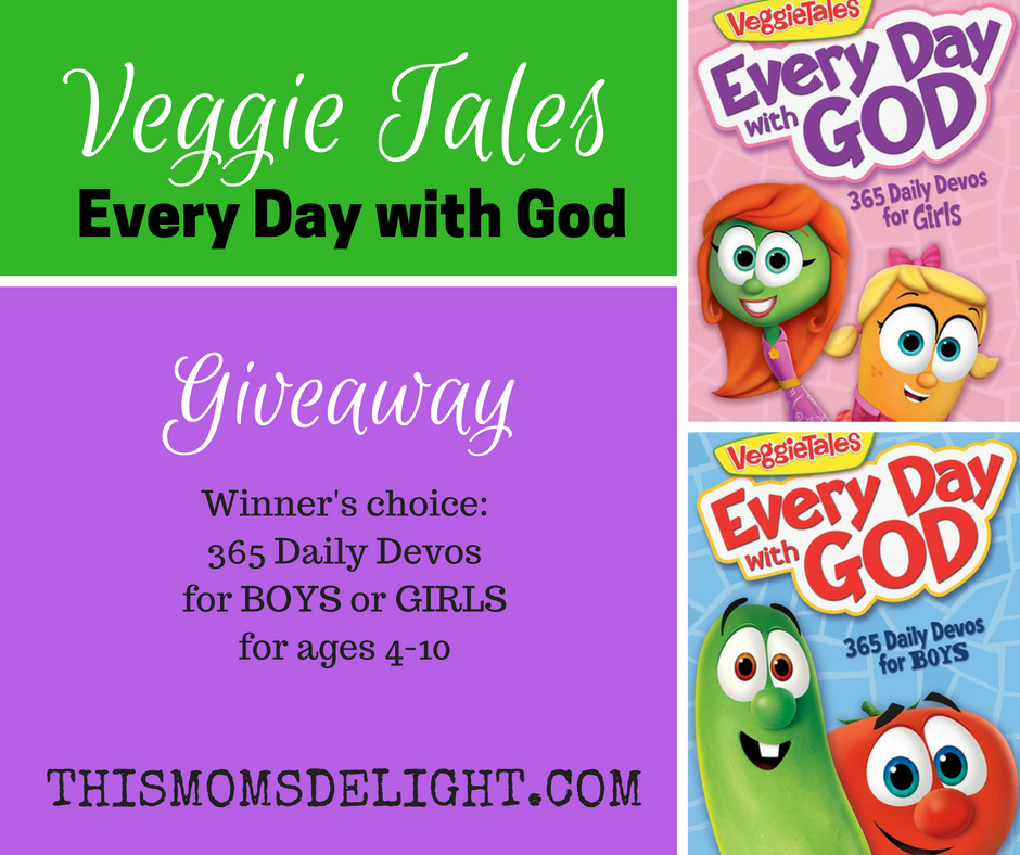 Veggie Tales #EveryDayWithGod - 365 Daily Devos for Boys & Girls #FlyBy.png