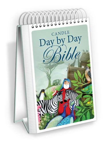 Candle Day by Day Bible In a Year