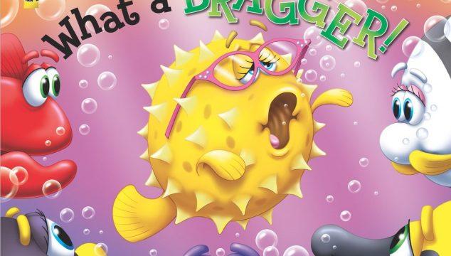What a Bragger! {Children's Book}