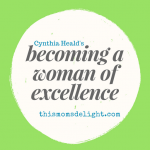Book Review: Becoming a Woman of Excellence