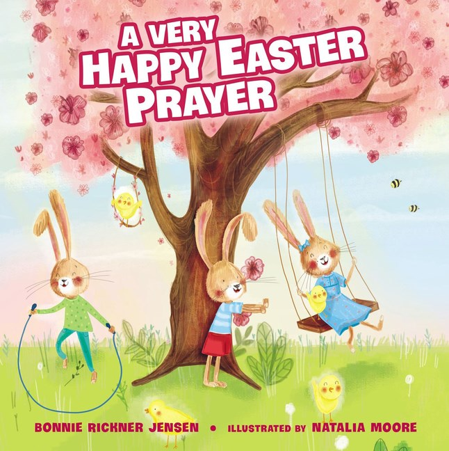 A Very Happy Easter Children's Book Giveaway