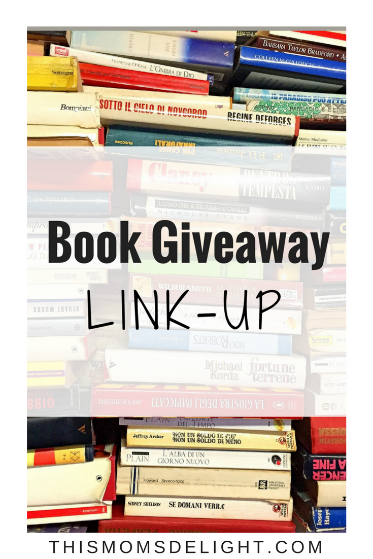 Check out the #Book #Giveaway Linkup at @ThisMomsDelight >>