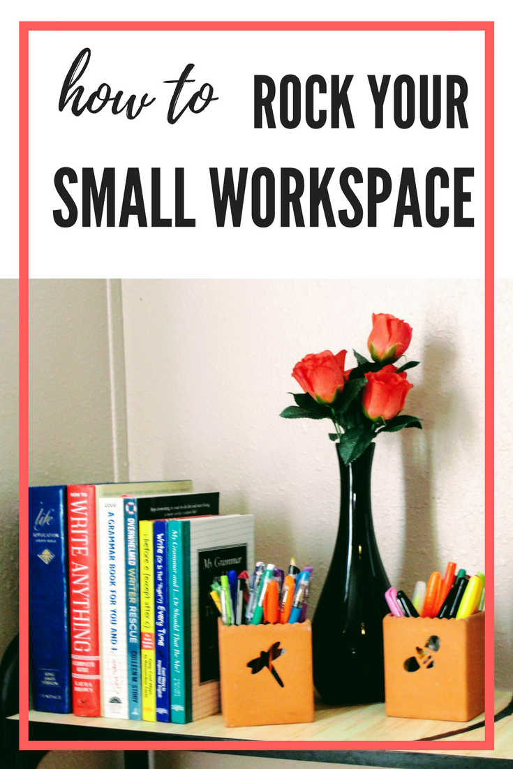 How To Rock Your Small Workspace! Sponsored by PhotoWall