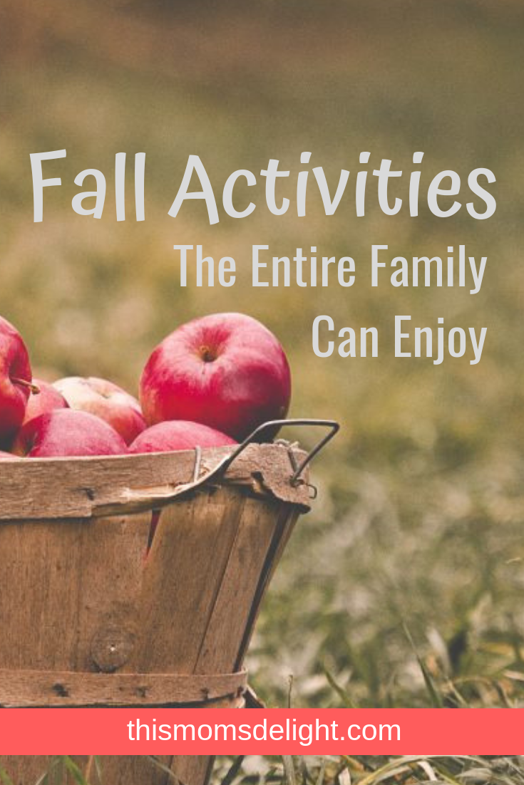 Enjoy These Fall Family Activities