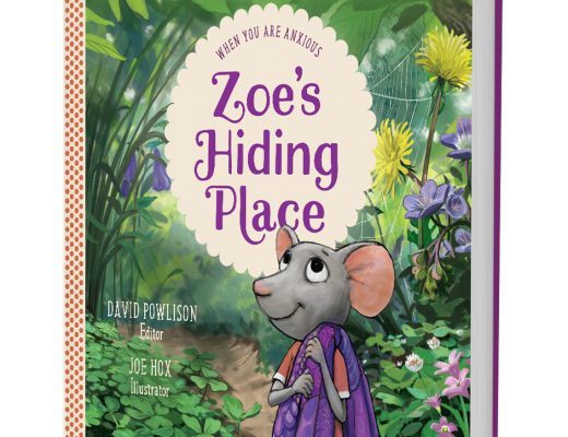 Zoe's Hiding Place by David Powlison #childrensbook