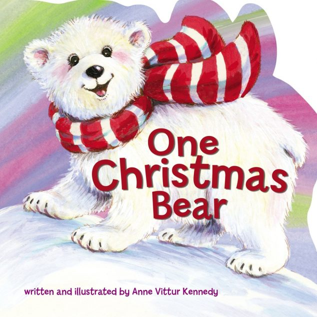 "Enter for a chance to #win a copy of ""One Christmas Bear"" from @ThomasNelson and @FrontGate Media. #Giveaway ends 11/30."