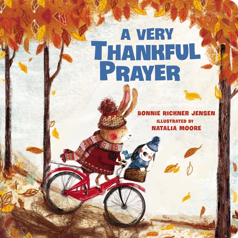 A Very Thankful Heart #ChildrensBook #Giveaway