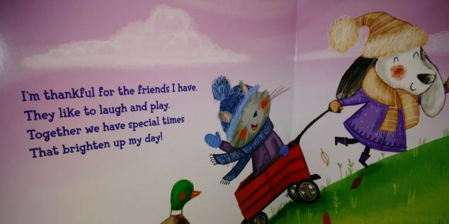 Children's Book Review: A Very Thankful Prayer