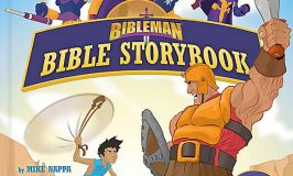 Bibleman Bible Storybook by Mike Nappa and Dennis Edwards