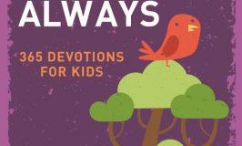 Jesus Always: 365 Devotions for Kids #Giveaway [ends 10/24]