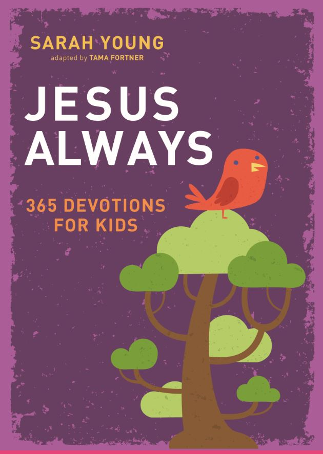 Enter for a chance to win 1 of 5 copies of 'Jesus Always 365 Devotions'.