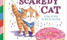 I'm Not A Scaredy Cat #ChildrensBook #Giveaway