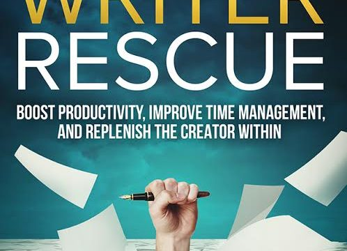 Book Review: Overwhelmed Writer Rescue