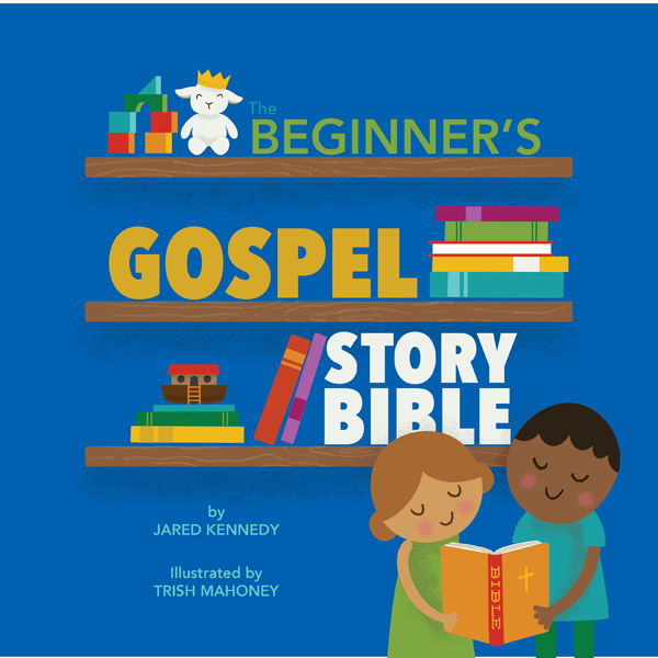 The Beginner's Gospel Story Bible #toddlers #preschoolers