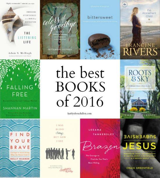 Favorite #LMMLinkup: The Best Books of 2017