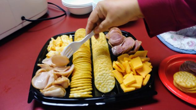 Enter for a chance to win a #Hormel Gatherings® Party Tray via @HormelFoods | #Giveaway ends 12/10. #friends